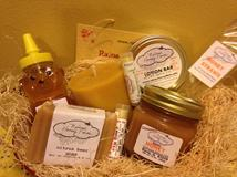 Honey Gift Basket